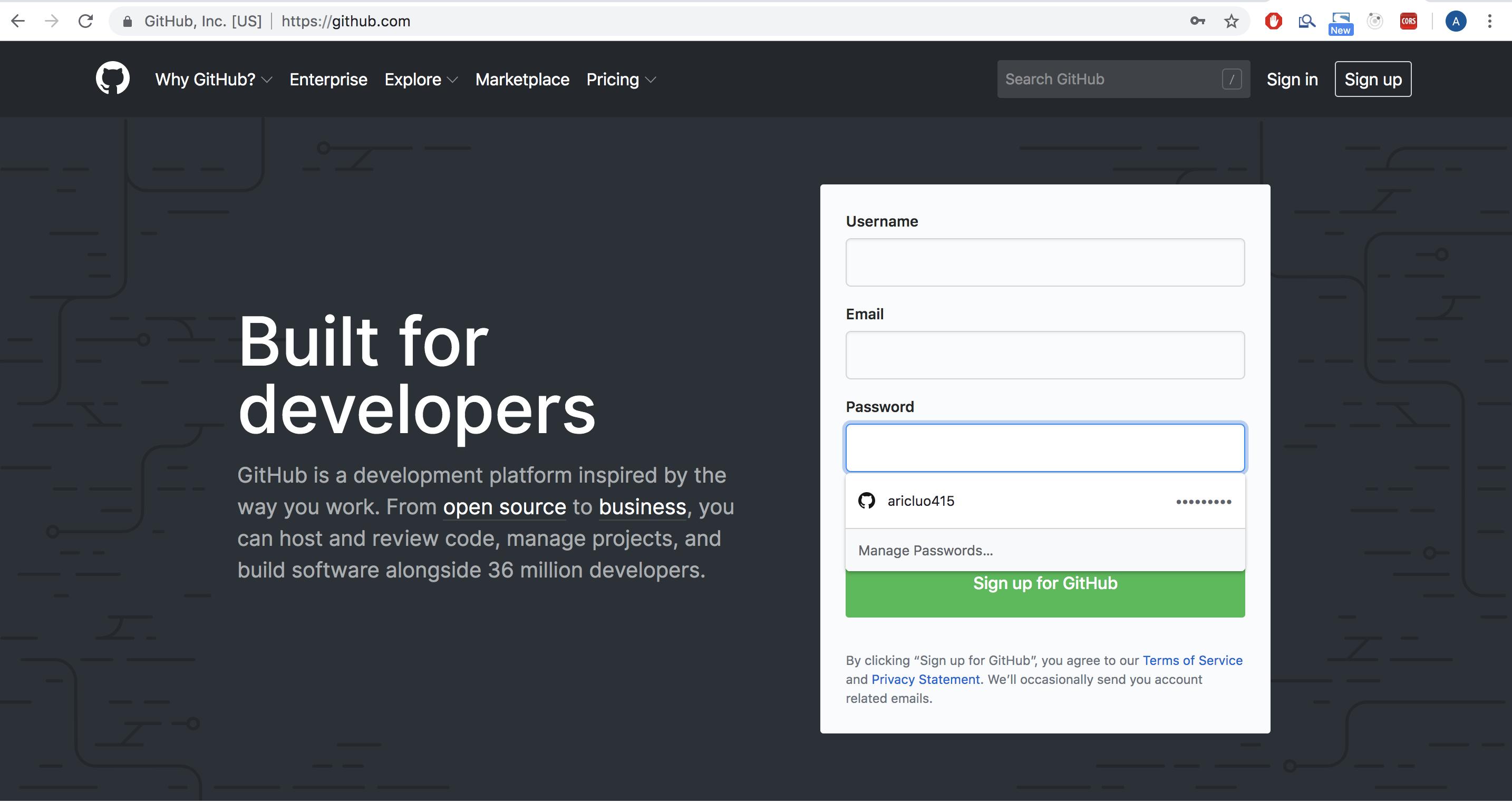 CWS GitHub Team   IT Help Site
