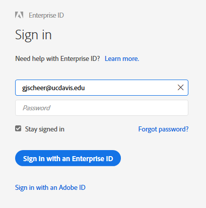 acrobat-enterprise-ID