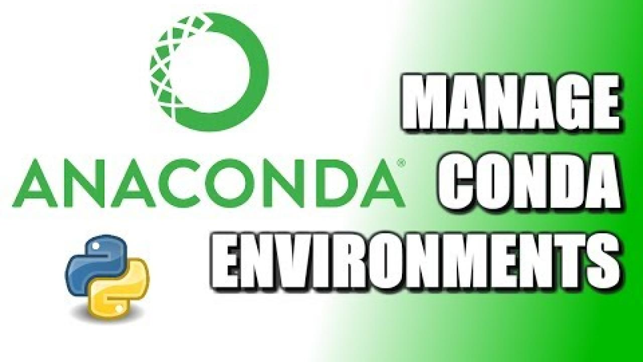 Setting Up Your Own Conda Env With ArcGIS Pro 1 3